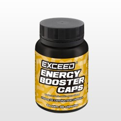 Exceed - Exceed Energy Booster Caps