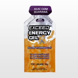 Exceed - Exceed Energy Gel