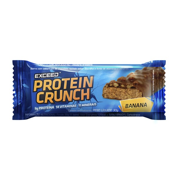 Exceed - Exceed Proteinbar Crunch
